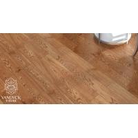 批发栎木 实木地板 咖啡色 梵戴克全球500强企业