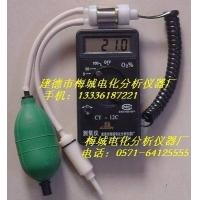 便攜式測氧儀CY-12C控氧儀,氧電極