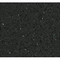 长沙人造石水晶黑工程装修板材