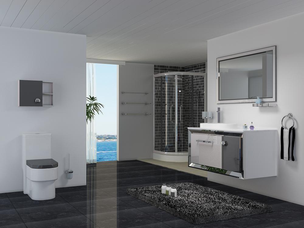 整体卫浴-集成卫浴-浴室柜技术-富士山下的雪