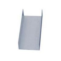 5052-U形槽铝 2024非标超厚槽铝 槽铝生产厂家