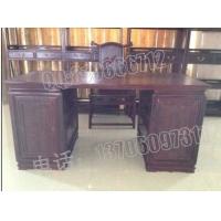 印度小叶紫檀办公桌 四件套,小叶紫檀书桌