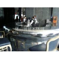 定制酒吧不锈钢吧台来图定制不锈钢展示台不锈钢服装架