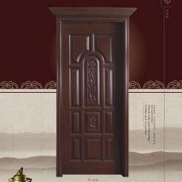 成都天源木门-实木套装门-雕花门系列-TY-610