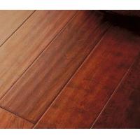 无毒无甲醛栎木手抓纹实木复合地板