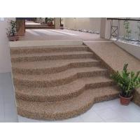 胶彩石/透水石台阶