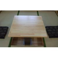 樟子松实木桌面