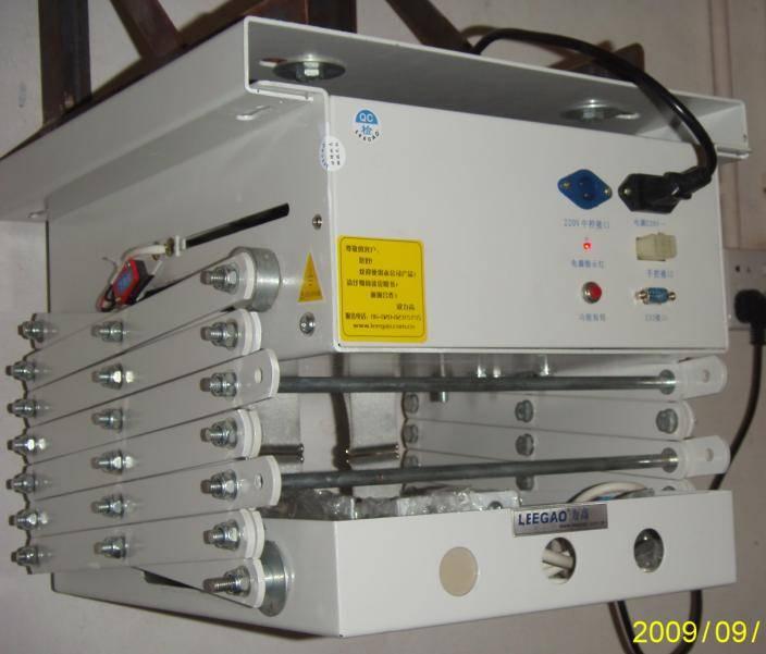 精美型投影机电动升降吊架液压升降架摄像头升降架电动投影机桌面升降
