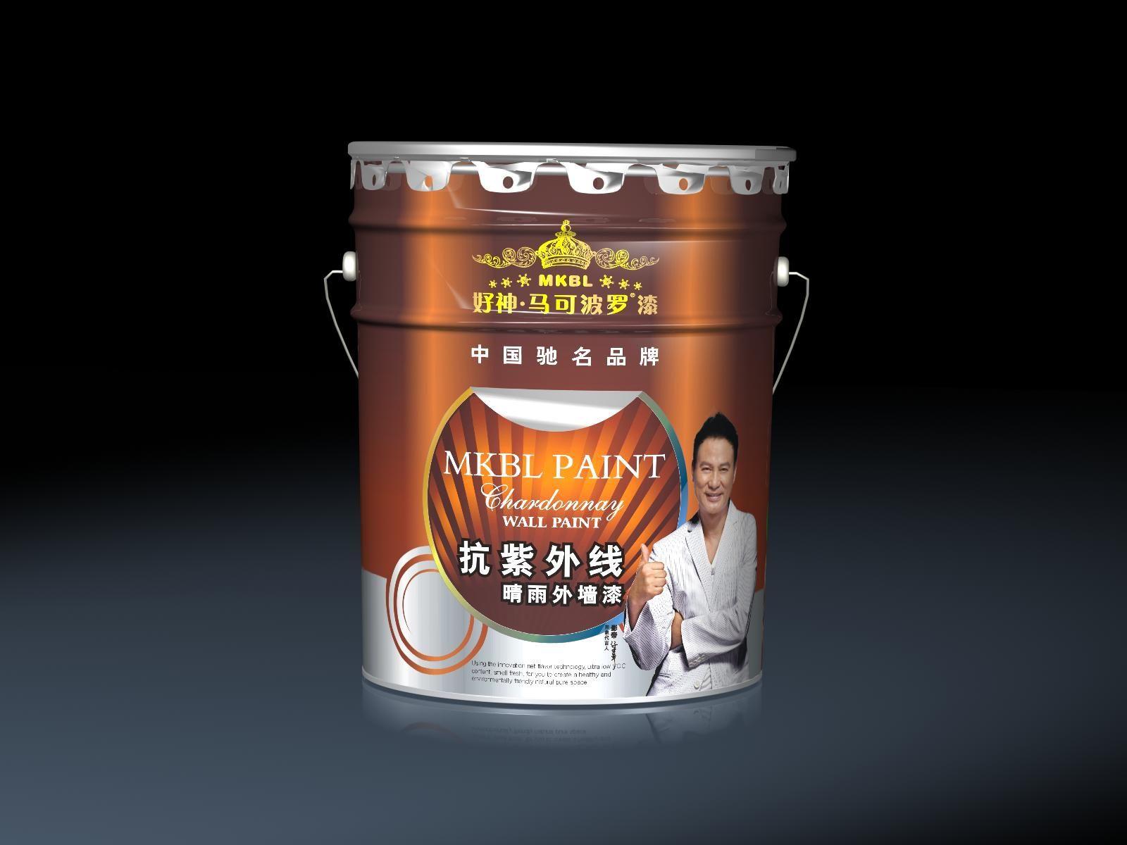 中国十大品牌工程涂料马可波罗外墙漆