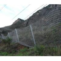 被动钢丝绳网施工,SNS被动防护网什么价格