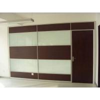 西安高隔断西安高隔间西安高间隔-双面板材+玻璃1