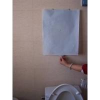 悬挂式一次性马桶卫生纸垫