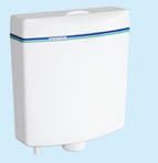 成都米高卫浴--米高双按水箱--MG--236