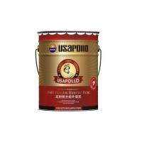 十大畅销油漆涂料品牌USAPOLLO阿波罗高级耐候晴雨外墙漆