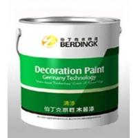 伯丁克莹润家具清底漆/20KG水性木器漆涂料