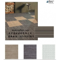 烟台艺术拼花塑胶地板品牌 烟台阿托姆系列 塑胶地板价格