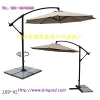 可360度旋转香蕉吊伞休闲户外太阳伞
