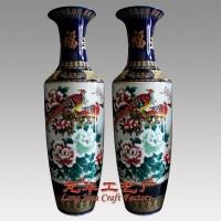 花瓶厂家批发  陶瓷大花瓶