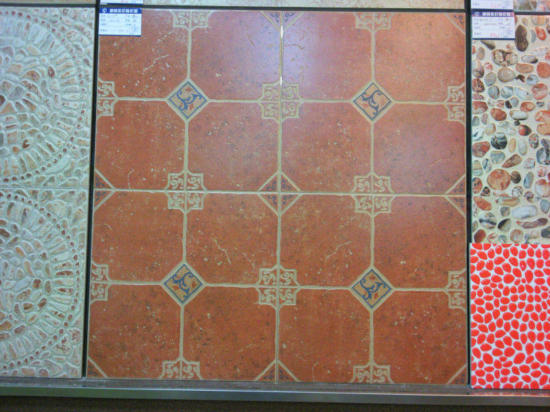 古典艺术砖》欧式仿古风格》拼花系列》阳台 卫生间地砖》400