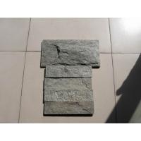 天然文化石厂家绿色文化石绿石英蘑菇石外墙砖