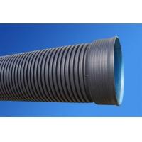 大口径排水管,双壁波纹管HDPE