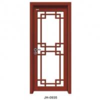 家豪套装门-实木复合烤漆玻璃门JH-0935