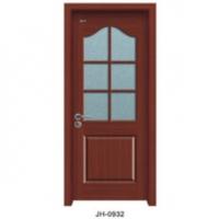 家豪套装门-实木复合烤漆玻璃门JH-0932