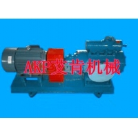 钢管轧制-脱管区液压系统三螺杆泵