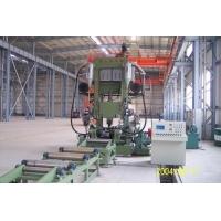 H型钢焊接生产线