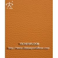 供应红色PVC塑胶地板|蓝色平面PVC塑胶卷材|木纹PVC卷