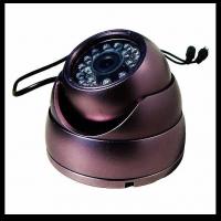 金属海螺半球摄像机