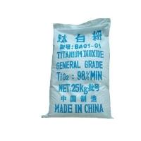广西锐钛型钛白粉 通用级钛白粉BA01-01荣利达化工