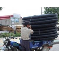 HDPE碳素管(单壁螺旋管、电力电缆护套管)