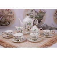 欧式咖啡具杯碟套装批发,骨质瓷餐具陶瓷,咖啡杯批发