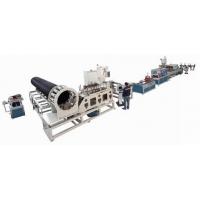 供应上海金纬新型塑钢缠绕管生产线