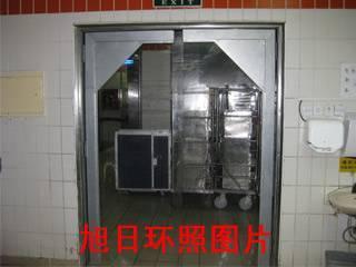 北京轻型平开软门,北京透明软门,北京平开门