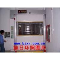 北京PVC透明快速卷帘门