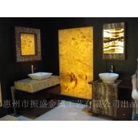 发光卫浴家具