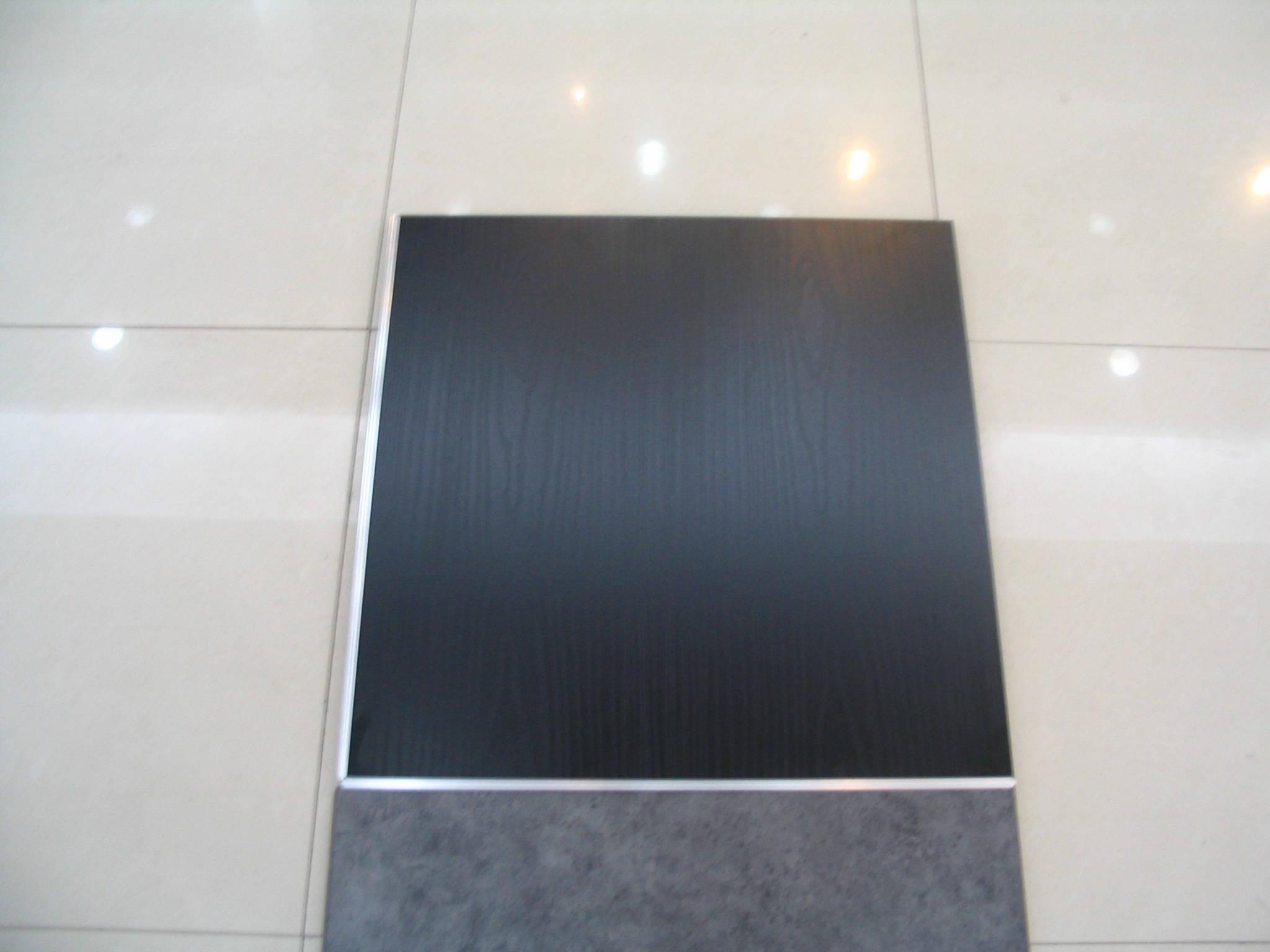 南京/南京地板/益步纯黑地板