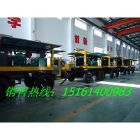 4轮移动电站 4轮移动拖车发电机组