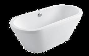 成都浴缸-恒洁卫浴古典浴缸HY-621