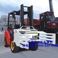 山东供应中德诺克叉车属具SCM20A-E17A软包夹