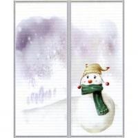 南京百叶门-南京泰欧门窗10