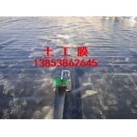 北京水库景观人工湖藕池防渗膜