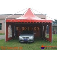 海伸大型车篷/车位帐篷/汽车篷设计