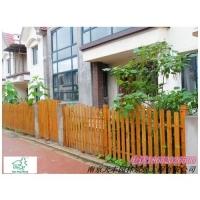 南京防腐木-南京碳化木-木围栏