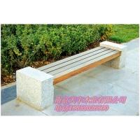 安徽防腐木-木质景观-公园桌椅