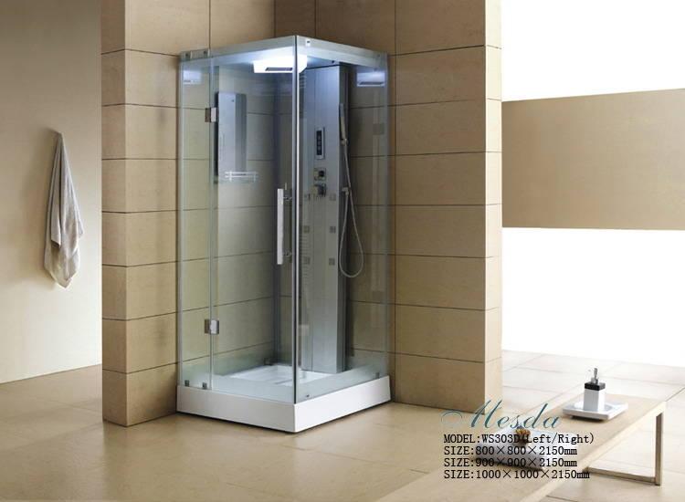 以上是全玻璃淋浴房的详细介绍,包括全玻璃淋浴房的厂家、高清图片