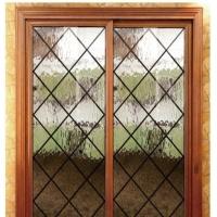 專業生產銅條鑲嵌玻璃
