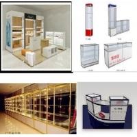 展示架、展示柜、促销台、莱特镁展架设计